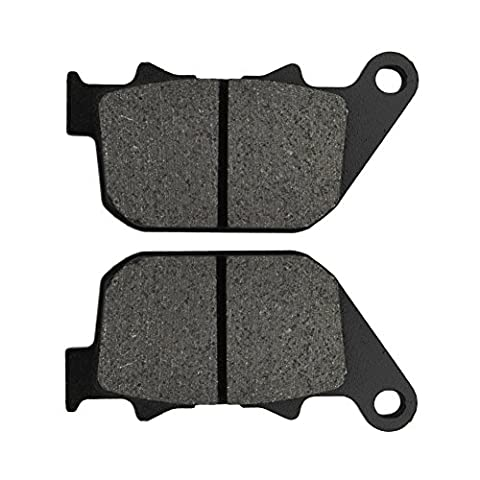 AHL Motorcycle Rear Brake Pads Disc 1 pair FA387 for Harley Davidson XL 883 Sportster STD 2004-2008