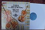Piano Trio No. 4 op. 90 Dumky und Piano Trio in G minor. The Borodin Trio. Stereo