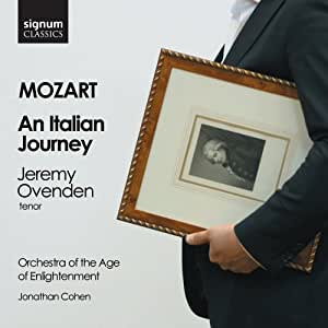 Mozart: An Italian Journey (Orchestra of the Age of Enlightenment/Cohen)