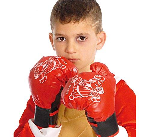 Guirca Fiestas GUI16253 - Kinder-Boxhandschuhe 1 Paar (Disfraces Baratos Para Halloween)