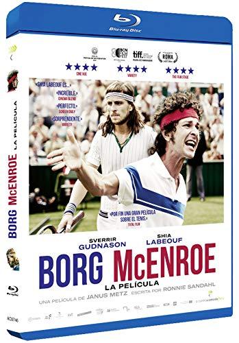 Borg McEnroe. La película [Blu-ray]