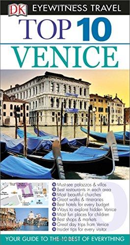 Top 10 Venice (Dk Eyewitness Top 10 Travel Guides)