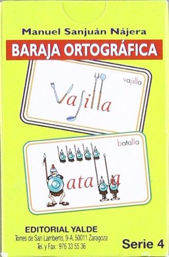 Baraja ortográfica Serie 4º por manuel_sanjuan_najer