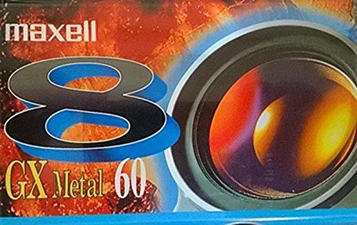 Maxell P 5-60 GX-M 8 mm Normal