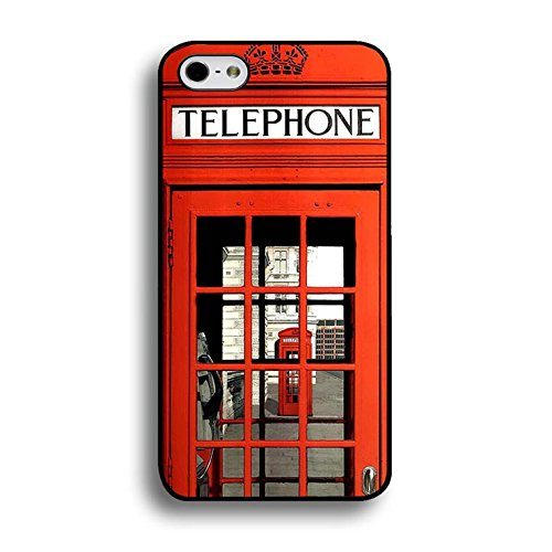 Iphone 6/6s 4.7 (Inch) Case,Novelty Exquisite British Phone Booth Phone Case Cover for Iphone 6/6s 4.7 (Inch) Phone Booth Shell Cover Color233d