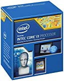 Intel Core I3-4160 Processor 3.60 GHz,2-Core LGA1150 Socket, Hyper-Threading (BX80646I34160)