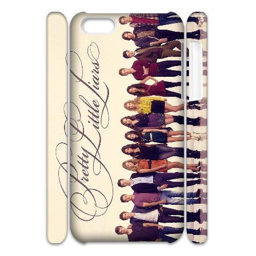 LP-LG Phone Case Of Pretty Little Liars For Iphone 4/4s [Pattern-6] Pattern-5
