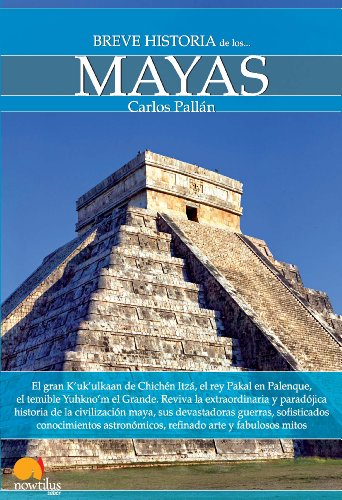 Breve historia de los mayas par Carlos Pallán