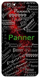 Panner (Life Of Happy) Name & Sign Printed All over customize & Personalized!! Protective back cover for your Smart Phone : Samsung Galaxy E-7