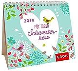 Für mein Schwesterherz 2019: MiniMonatskalender