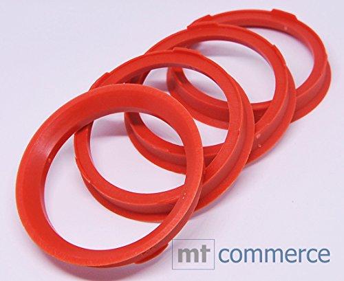 4/Zentrierung Ringe 74,1 72,6/F/ür viele Modelle von BMW