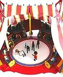 playmobil ® - Zirkus mit Pferdedressur - Raubtierdressur - Clown - 16 Figuren - Pferde Löwen 2 Kassen - s. Foto
