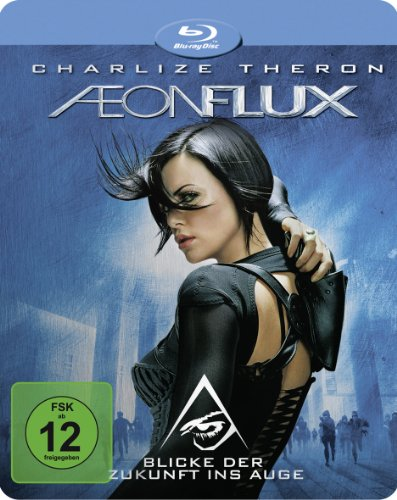 Aeon Flux - Steelbook [Blu-ray]