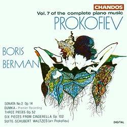 Klaviermusik Vol. 7