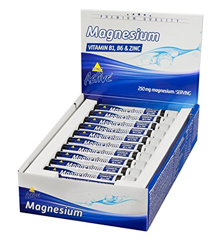 Active Magnesium Ampullen, 20 x 25 ml