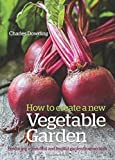 How to Create a New Vegetable Garden: Producing a Beautiful and Fruitful Garden from Scratch