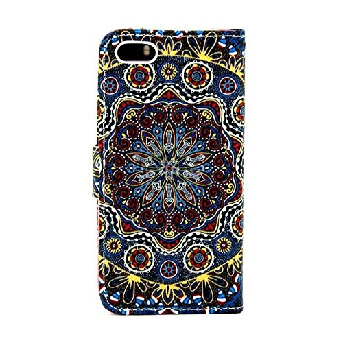 "Monkey Cases® iPhone 6 4,7 ""- Étui à rabat - Motif - Premium - Original - Nouveau - # 7"