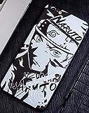 Art-design Coque iPhone 7+ Plus et iPhone 8+ Plus Luffy One Piece Uchiha Tachi Naruto...