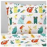 Ikea Lattjo Animal Print Cot Bed Duvet Cover - Best Reviews Guide