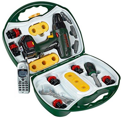 Preisvergleich Produktbild Theo Klein 8545 - Bosch Akkuschrauber Koffer, Spielzeug