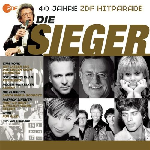 Die Sieger - Das beste aus 40 Jahren Hitparade (Sieger Album)