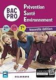 Prévention, santé, environnement 2de, 1re, Tle Bac Pro - Pochette élève