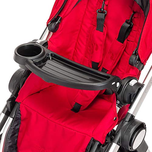 Baby Jogger BJ91502 City Select Ablageschale, schwarz (City Baby)