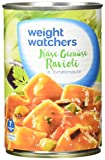 Weight Watchers Käse Gemüse Ravioli, Dose, 6er Pack (6 x 400 g) 76006684