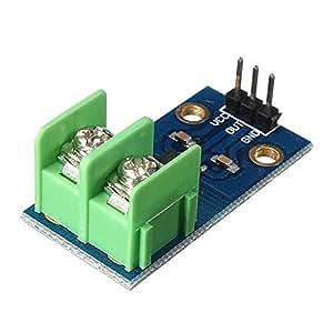 30A AC et DC Capteur de courant Module ACS712 Arduino ACS712ELCTR - 05B