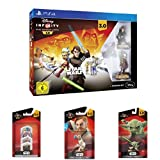 Disney Infinity 3.0 Star Wars Starter-Set inkl. Figuren - [PlayStation 4]