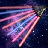 Unbekannt Funtime Gifts Lichtschwert mit Sound