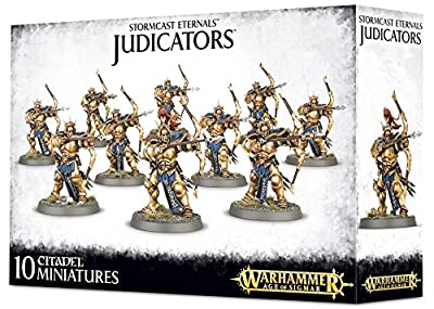 Stormcast Eternals Judicators 96-11 - Warhammer Age of Sigmar