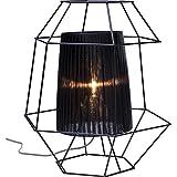 Lampe de table Wire noire Kare Design