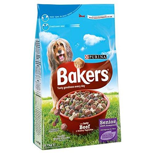 bakers-complete-dry-senior-dog-food-beef-rice-27kg