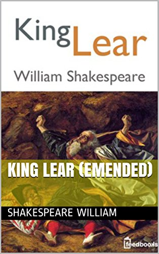 King Lear (Emended) (English Edition)