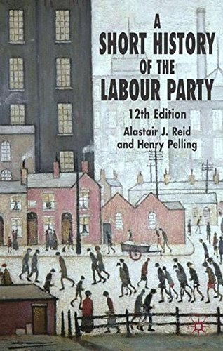 A Short History of the Labour Party por Henry Pelling