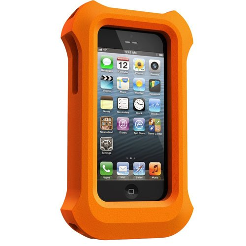 LifeProof LifeJacket Schutzhülle für Apple iPhone 5/5S/5C Case, orange (Case Lifeproof Iphone 5s)