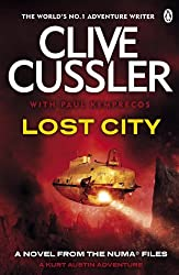 Lost City: NUMA Files #5 (The NUMA Files) by Clive Cussler (2013-07-18)