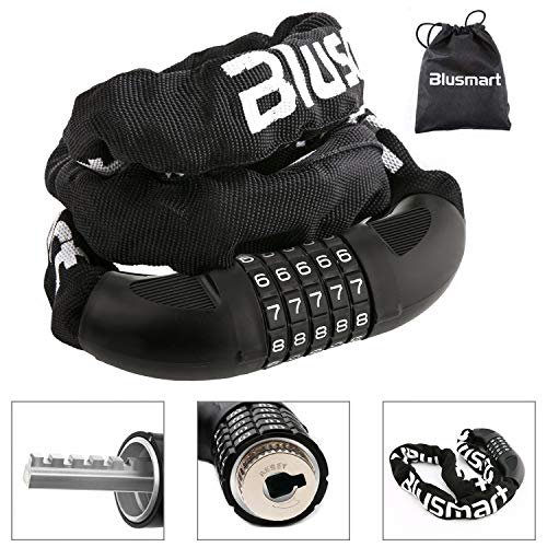Bike Lock, Security Anti-theft B...