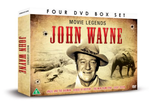 Movie Legends: John Wayne [DVD] [UK Import]