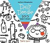 2013 Daily Calendar: Daily Doodle by Taro Gomi (2012-07-25)