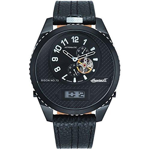Ingersoll Herren-Armbanduhr IN1716BBKW