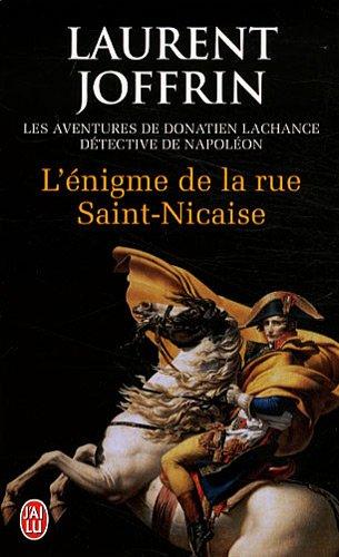 L'énigme de la rue Saint-Nicaise par Laurent Joffrin