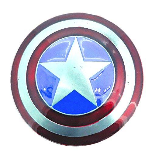 tel Schild Captain America (Captain America Gürtel)