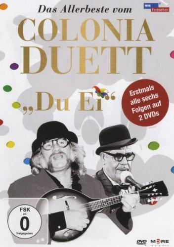 colonia-duett-du-ei-2-dvd-import-anglais