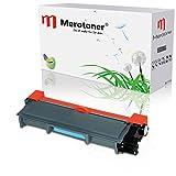 Merotoner® Toner ersetzt Brother TN-2320 DCP-L2500D HL-L2300D L2320D MFC-L2700DW (Schwarz)
