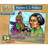 Black Heritage Series - Madam C.J. Walker - Jigsaw Puzzle - 24 Pc