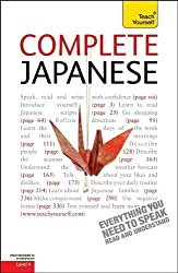 Complete Japanese: A Teach Yourself Guide (Teach Yourself Language) by Helen Gilhooly (2010-10-15)
