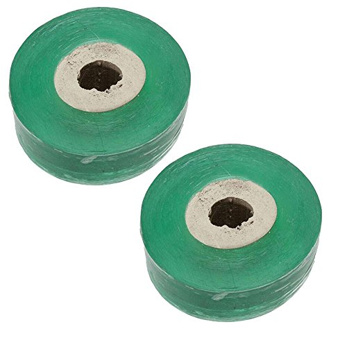2-pcs-grafting-tape-moisture-barrier-stretchable-clear-floristry-film-bio-degradable-by-wetrys