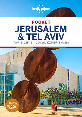 Lonely Planet Pocket Jerusalem & Tel Aviv (Travel Guide) por Lonely Planet